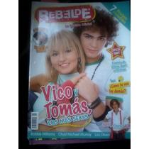 Revista Rebelde - Vico (angelique Boyer)
