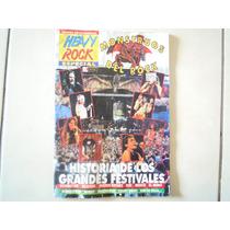 Heavy Rock Revista Española Historia De Los Grandes Festival