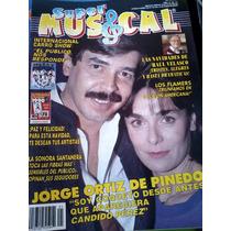 Tv Musical - Jorge Ortiz De Pinedo, Thalia