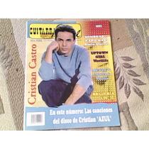 Revista Guitarra Facil # 586 Cristian Castro
