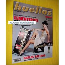 Martha Higareda Revista Huellas 2010