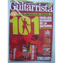 Guitarrista Revista Lennon Edge Sambora Ronson Nuevas