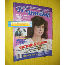 Victoria Ruffo Manoella Torres Tv Y Novelas Salvador Pineda