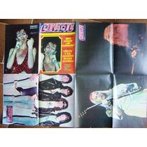 Revista Conecte, Rainbow, Anchorage, Kiss