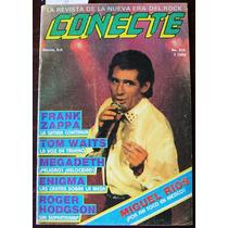 Revista Conecte,miguel Rios,frank Zappa,enigma,megadeth