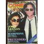 Revista Conecte,john Lennon,michalel Jackson,chrissie Hynde