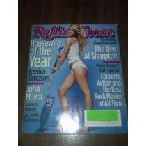 Rolling Stone 936 (jessica Simpson) Noviembre 27, 2003 Maa