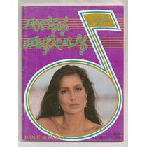 Daniela Romo Lucero Revista Notitas Musicales De 1989