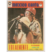 Lote 3 Revistas México Canta Rock Música De 1972-73