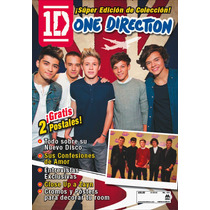 Revista Oficial One Direction (#2) Nueva Y Original