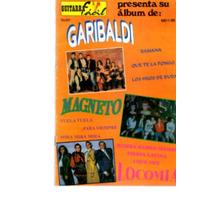 Guitarra Fácil Núm. 217 Garibaldi, Magneto Y Locomia .