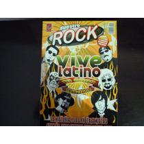 Revista Nuestro Rock Vive Latino 10 Años 1998-2008