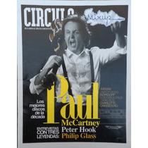Revista Circulo Mixup Paul Mccartney 2010