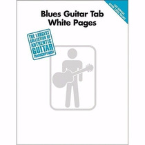 Libro: Blues Guitar Tabs White Pages Pdf