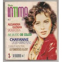 Alejandra Guzmán En Revista Vida Intima De 1999