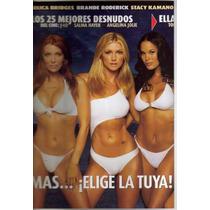 Revista Fhm Con Las Chicas De Baywatch $ 150.00