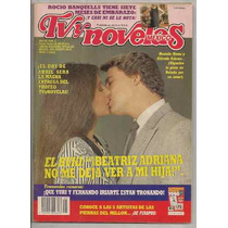 Daniela Romo Lucero En Revista Mexicana Tvnovelas De 1990