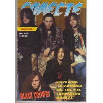 Revista Conecte # 613 Black Crowes Y Kerigma En Portada