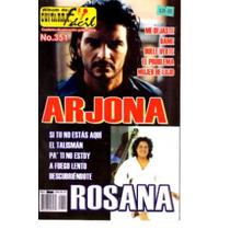 Album De Guitarra Facil Núm. 351 Arjona Y Rosana Mmy