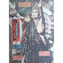 Revista Irma Serrano En Portada, El Santo Y Lyn May