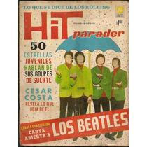 Los Beatles En Revista Mexicana Hit Parader De 1968