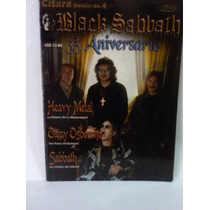 Revista Citara Especial Black Sabbath