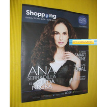 Ana Serradilla Revista Shopping 2015