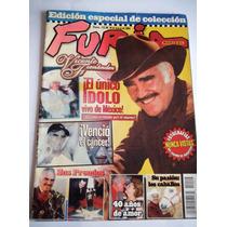 Furia Musical, Vicente Fernandez, Especial De Colección