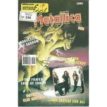 Guitarra Fácil Núm.246 Metallica