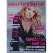 Britney Spears En Revista Marie Claire Portada Y Reportaje