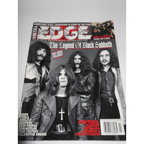 Black Sabbath Revista Metal Edge Tesla Deep Purple Damagepla