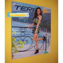 Martha Higareda Catalogo Revista Mundo Terra 2013