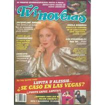 Tv Y Novelas Núm.01 En La Portada Jacqueline Andere