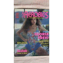 Gloria Trevi En Revista Aerobics Portada Y Reportaje 1992