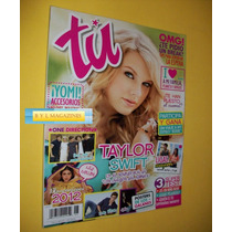 Taylor Swift Revista Tu Zac Efron Lily Collins One Direction