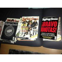 Coleccion 79 Revistas Rolling Stone Mexico 1-79 Excelentes