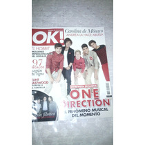 One Direction Luis Gerardo Mendez Revista Ok 2010