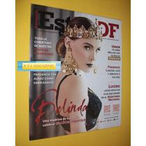Belinda Revista Estilo Df 2013 Lucero