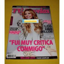 Thalia Revista Tv Y Novelas Centro America