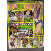 Revista Tv Notas Octubre 2001