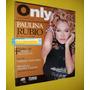 Paulina Rubio Revista Only Santa Fe 2012