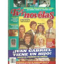 Tv Y Novelas Núm.20 En La Portada La Familia Montenegro