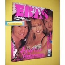 Angelica Rivera Revista Eres 1994 Eduardo Capetillo Colunga