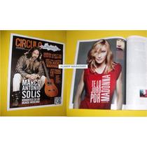 Marco Antonio Solis El Buki Madonna Revista Circulo Bukis