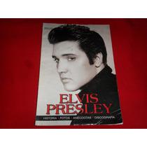Elvis Presley - Revista Especial Hombre Y Mitos Año 2010