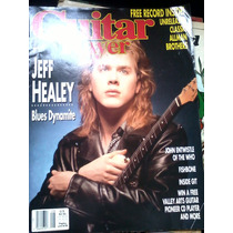 Guitar Player - Jeff Healey