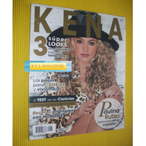 Paulina Rubio Revista Kena 2006