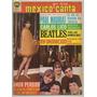 Revista México Canta Angélica María Estampas 1968