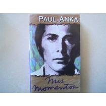 Paul Anka Casette Mis Momentos