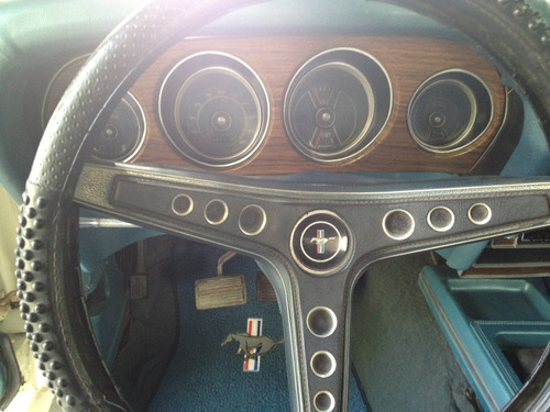 Mustang Auténticos De Colección 1969 1965 Flamantes Nacional
